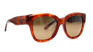 Maui Jim Siren Song HS801-10K Havana Brown Sunglasses Polarized HCL Bronze Lens