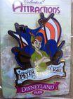 Pins Disney Attraction Peter Pan Flight