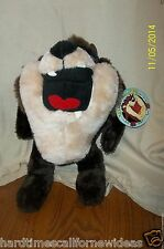 "24K Special Effects Taz Tasmanian Devil 10"" Plush With Tag"