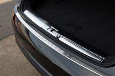 Pour Audi Q3 (2012-18) - Pare-Chocs Arrière Protection Rayures Acier Brossé