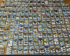 Hot Wheels, Mixed lot of 35! Cars will vary in age. no duplicates.  Mainly 2020