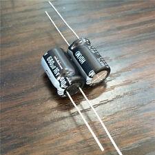 10pcs 16V 220uF 16V SAMXON KS 8x7 Electrolytic capacitor switching power supply