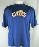 "Cleveland Cavaliers NBA Reebok Men's ""Cavs"" Graphic T-Shirt"
