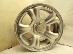 Wheel 16x6-1/2 Steel 5 Spoke Styled Fits 03-07 FORESTER 238212