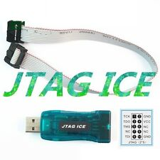1PCS AVR USB Emulator debugger programmer JTAG ICE for Atmel NEW M
