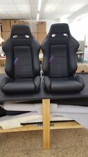 2 Recaro SR Speed cuir nouveau rapporté Lancia Delta Intégrales