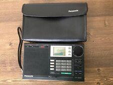 Panasonic Multi-band/SSB Portable Radio W/Protective Cover RF-B65, Excellent