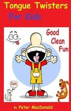 Best Joke Book for Kids: Tongue Twisters for Kids : Best Joke Book for Kids Vol…