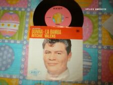 Ritchie Valens La Bamba / Donna 1961 45rpm VG+  NO T IN NAME OF VINYL