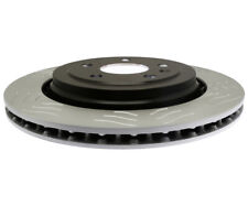 Disc Brake Rotor-Specialty - Street Performance; S-Groove Technology Rear