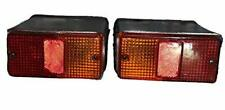 Case International Harvester Tractor Rear Tail Stop/Flash Lamp light assembly