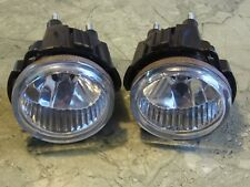 Subaru Forester 2008-2013 Right and Left foglights lamps lights set pair