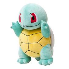 "Original Pokemon Center SQUIRTLE JUMBO Plush Toy Big Pokemon GO Doll 19"" Gift"