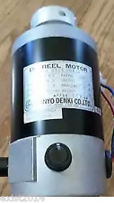 20V 6 Amps Sanyo PMDC Motor Generator Turbine Robotics Low RPM
