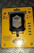 Carica batterie mantenitore di carica Magneti Marelli CH1 6V/12V 1A Moto Scooter