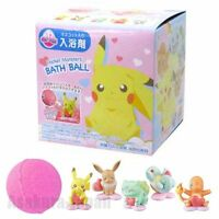 Pokemon Figure in Bath ball bomb Oh!-egg (1 Random Figure) Pikachu Eevee
