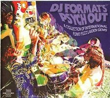 DJ Format's Psych out Various Artists CD 14 Track - a Collection of Internationa