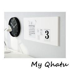 "IKEA SPONTAN Magnetic Message White  Display Wall Board 14.5"" x 30 3/4"" New"