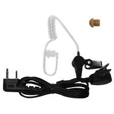 Acoustic Tube Earpiece Remote Ptt Mic For Tk2107 Tk278 Tk260 Tk270 A125