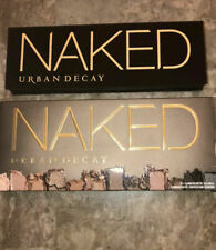 NEW Urban Decay Naked 1 ORIGINAL Eye Shadow Palette NIB DISCONTINUED AUTHENTIC