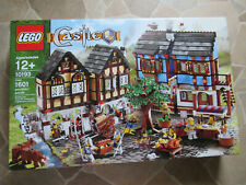 LEGO® Castle 10193 - Mittelalterlicher Marktplatz Neu & OVP !