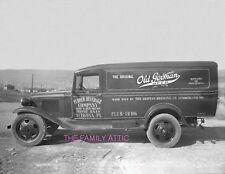 OLD GERMAN BEER 1930s PANEL TRUCK 8.5X11 PHOTO FURRER BEVERAGE CO ALTOONA PA
