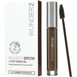 Wunderbrow Wunder2 1 Step In 2 Min Brow Gel Eyebrows  Various Colours