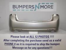 OEM 2009-2014 Acura TSX Base/V6 Rear Bumper Cover