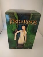 Rare SideShow Weta Collectibles Lord of the Rings Lady Galadriel Statue - New