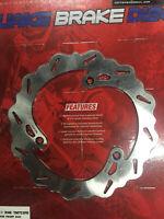 Yamaha YZ80 Big wheel 1999 2000 2001 Front Brake Disc Rotor