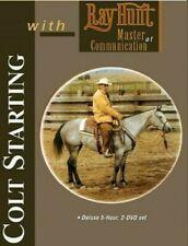 New listing Ray Hunt Colt Starting Horsemanship Dvd set