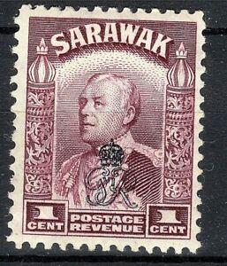 SARAWAK 1947 CROWN COLONY SG150 1c. PURPLE -  MNH