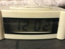 Digital Travel Alarm Clock With Light Battery Operated