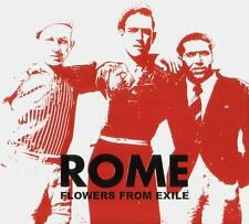 Rome flowers from Exile Death in June Ordo Rosarius Equilibrio spirito FRONT