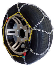 CHAINES NEIGE 12MM 4x4 SUV UTILITAIRE 225/70x15 M+S 205/75x15 195/80x15 M+S