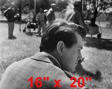 "Rock Hudson~Poster~Gay int~Photo~ 16"" x  20"""