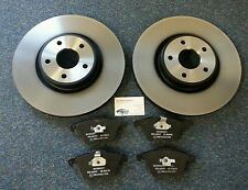 Ford Focus ST225 GENUINE Ford Front Discs And Pads Set 2005 - 2011