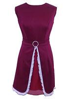 New Vintage 1950s 1960s Black Audrey Hepburn A-Line Evening Cocktail Party Dress