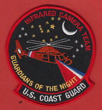 Us Coast Guard Infrared Camera Team Heli Shoulder Patch