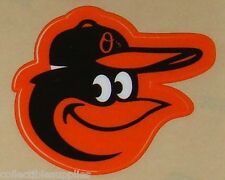 BALTIMORE ORIOLES CURRENT FULL SIZE HELMET 3M STICKER DECAL