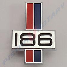 186 Front Guard, Boot Badge New for HK HT HG Kingswood Premier Monaro GTS Holden