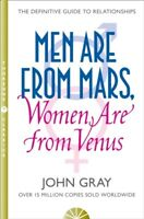 Men Are from Mars, Women Are from Venus by John Gray New Book IN STOCK NOW