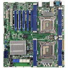 ASRock Rack EP2C602 Dual LGA2011/ Intel C602/ DDR3/ SATA3/ V&2GbE/ SSI EEB