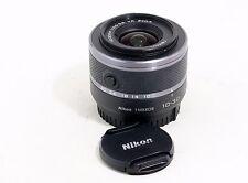 Nikon Nikkor 1 10-30mm BLACK 10-30 mm F/3.5-5.6 VR Lens for V1 V2 S1 J2 J3 J4 J5
