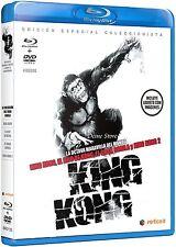 KING KONG EDICION COLECCIONISTA 1 BLU RAY + 3 DVD + LIBRO NUEVO ( SIN ABRIR ) //