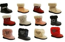 Unbranded Faux Leather Boots Medium Width Shoes for Girls