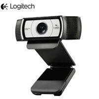 NEW Logitech C930C Carl Zeiss 15MP 1080P FHD Camera 1080P 30 fps CMOS HD Webcam