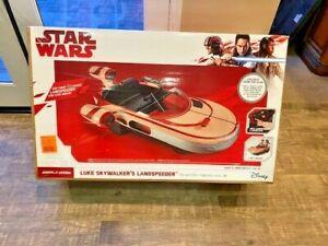 EMPTY BOX ONLY === Radio Flyer Star Wars 12V Luke Skywalker's Landspeeder Ride