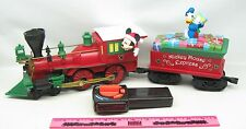 Lionel ~ Disney Mickey Mouse General-style locomotive and tender ready-to-play