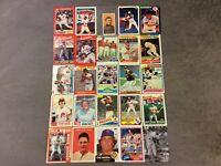 HALL OF FAME Baseball Card Lot 1979-2018 HANK AARON LOU GEHRIG HONUS WAGNER